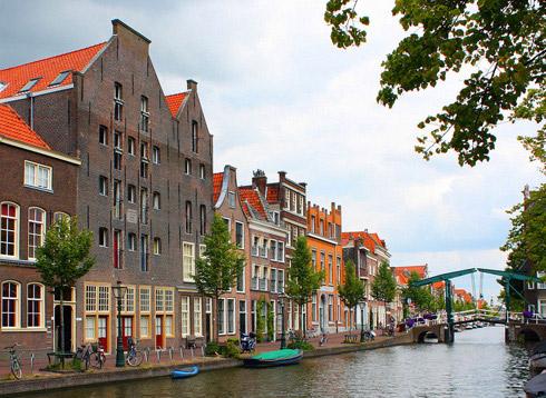 Oude Rijn Leiden
